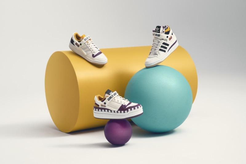 adidas Originals y Girls Are Awesome se unen para crear una colección multifacética de pies a cabeza - girls-are-awesome-adidas-footweargroup