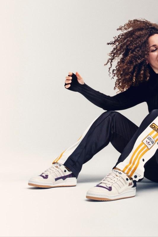 adidas Originals y Girls Are Awesome se unen para crear una colección multifacética de pies a cabeza - girls-are-awesome-adidasxgaa-forumlow-2-533x800