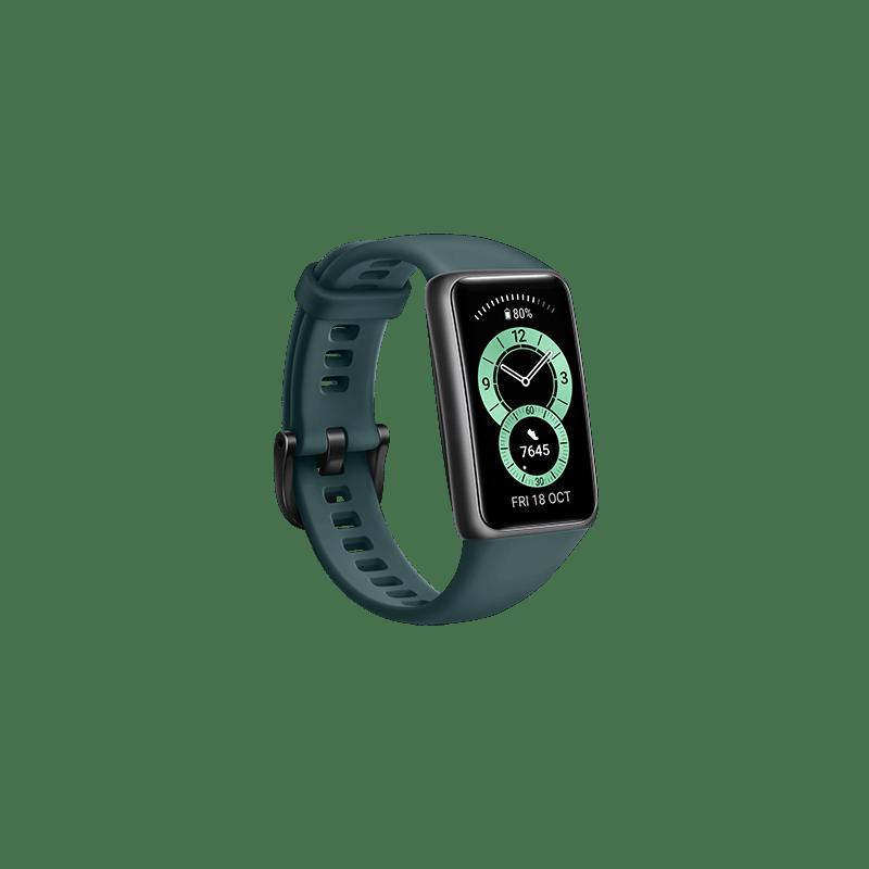 Nueva HUAWEI Band 6 ¡ya disponible para preventa en México! - huawei-band-6-huawei-green-reloj-inteligente-800x800