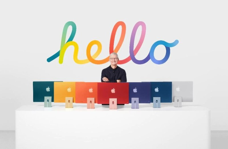 iMac 2021: ¿es solo una cara bonita?