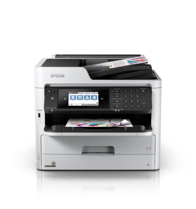 WorkForce Pro, las impresoras de gestión empresarial de Epson - impresora-workforce-pro-wf-c5790-750x800
