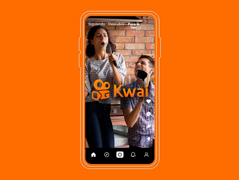 Kwai, la red social de vídeos cortos y tendencias, llega oficialmente a México - kwai