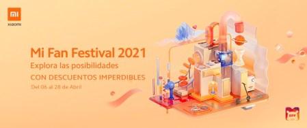Xiaomi da inicio a su celebración «Mi Fan Festival» 2021