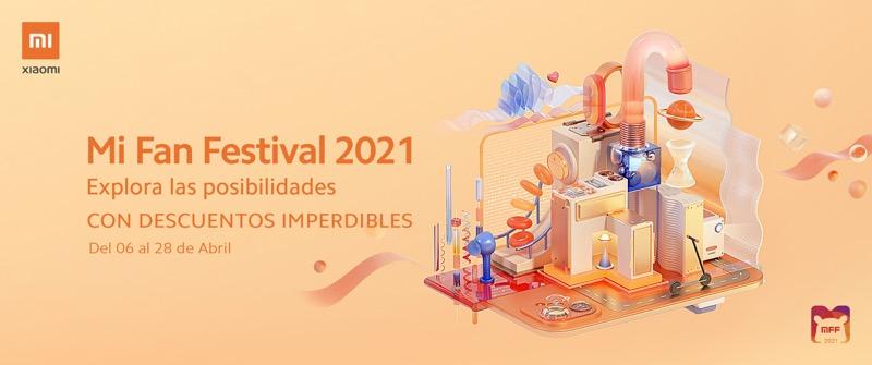 "Xiaomi da inicio a su celebración ""Mi Fan Festival"" 2021 - mi-fan-festival-2021"