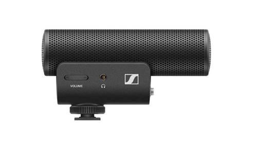 Sennheiser lanza MKE 400: micrófono para grabar audio profesional con smartphones o cámaras portátiles - mke-400-microfono-para-grabar-audio-profesional