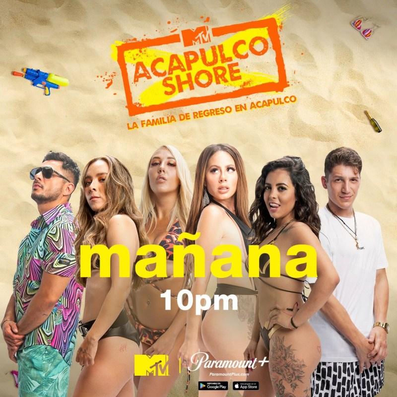 Dónde ver y todo lo que tienes que saber sobre la nueva temporada Acapulco Shore - nueva-temporada-acapulco-shore-800x800