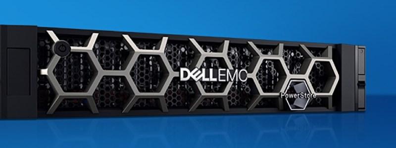 Dell aumenta la potencia de Dell EMC PowerStore con mayor rendimiento y automatización - powerstore-slant-bezel-800x299