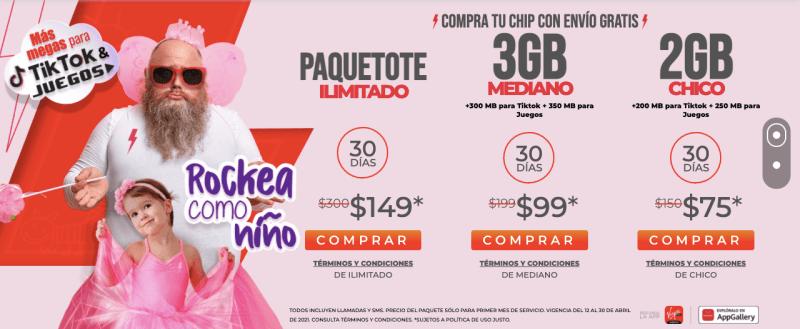 Promociones Virgin para que festejes a lo grande a tu niño interior - promociones-virgin-800x329