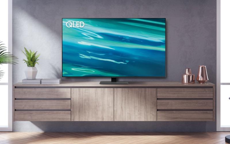 Samsung presenta su nueva línea de pantallas 2021 en México - qled