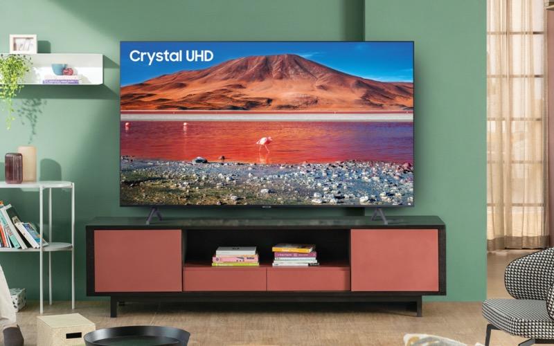 Samsung presenta su nueva línea de pantallas 2021 en México - samsung-pantalla-crystal-uhd