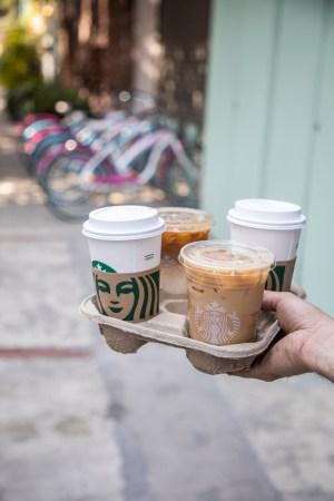 Starbucks Delivers revela semana de promociones a través de DiDi Food, Rappi, Uber Eats y WOW+