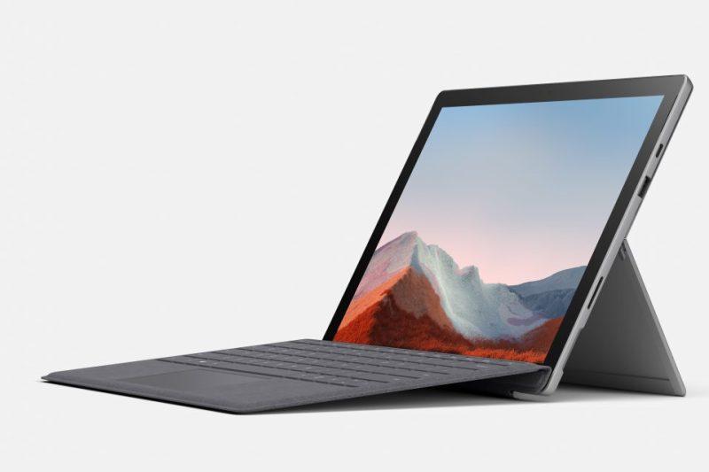 Surface Pro 7+ para empresas con conectividad LTE Advanced ¡ya disponible en México! - surface-pro-7-800x533