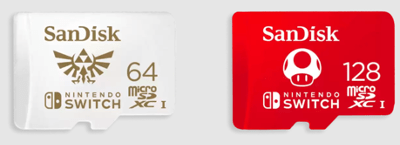 Promoción para este Día del Niño en tarjetas microSDXC de SanDisk para Nintendo Switch - tarjeta-microsdxc-sandisk