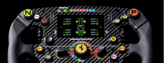 Thrustmaster presenta una réplica para carreras de simulación del volante del Ferrari SF1000 - thrustmaster-simulacion-del-volante-ferrari-sf1000-wa