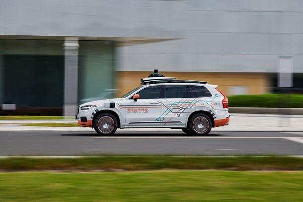 Volvo se une a DiDi para su flota de prueba de vehículos autónomos - volvo-didi