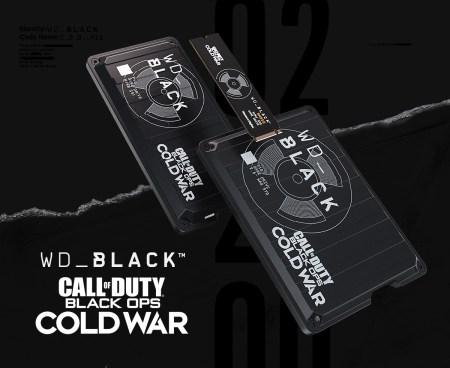 Western Digital lanza nuevas unidades WD_BLACK de edición especial Call of Duty