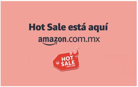 Amazon México tendrá miles ofertas durante el Hot Sale 2021