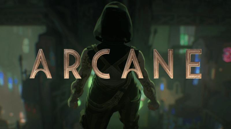 "Netflix y Riot Games presentan ""Arcane"", la serie animada de League of Legends - arcane-800x447"