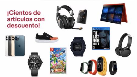 Las ofertas y descuentos en eBay durante el Hot Sale México 2021