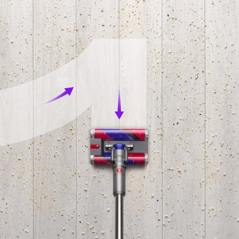 Nueva aspiradora Dyson Omni-glide, diseñada para llegar a los rincones más difíciles del hogar - dyson-omni-glide-800x800