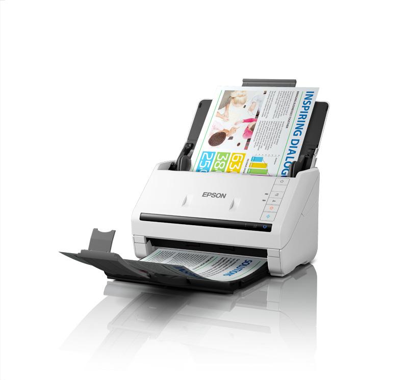 Epson lanza en México nuevo escáner DS-530 II a color rápido y confiable - escaner-ds-530-ii-epson
