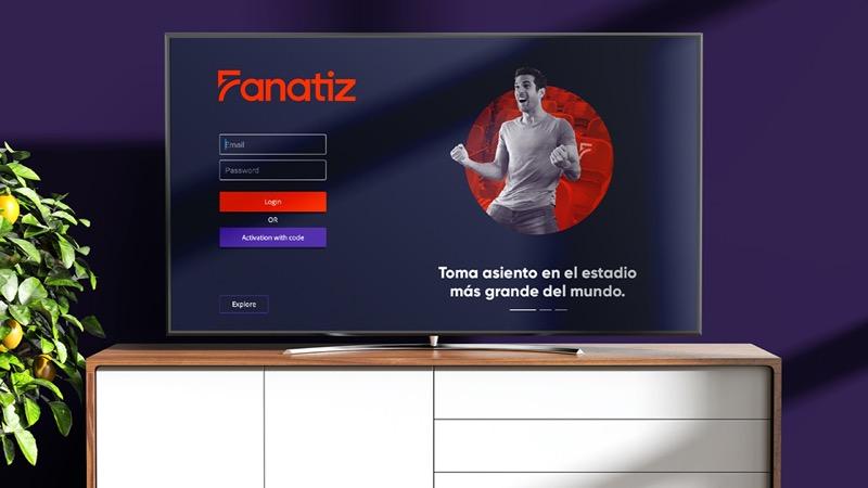 Fanatiz, servicio de transmisión de fútbol en Estados Unidos, llega a México - fanatiz-tv