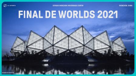 Riot Games revela la sede y fecha para la final de Worlds 2021