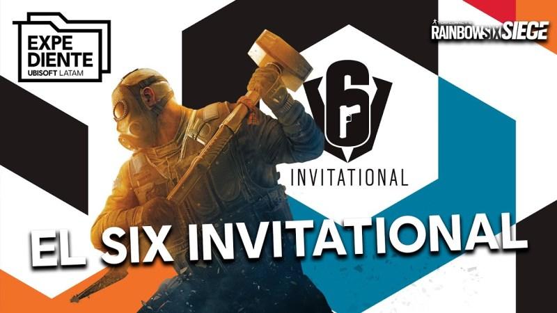 Guía para disfrutar el torneo más importante de Tom Clancy's Rainbow Six Siege: el Six Invitational 2021 - guia-invitational-rainbow-6-siege-800x450