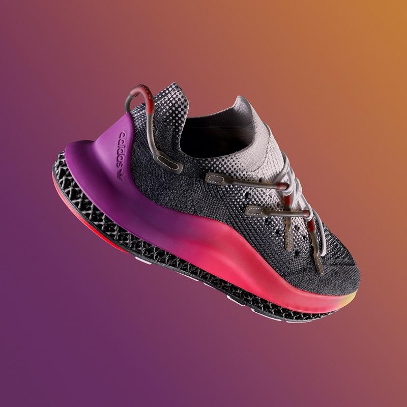 adidas Originals lanza el tercer colorway de la silueta 4D Fusio - h22894-ss21-4d-fusio-800x800