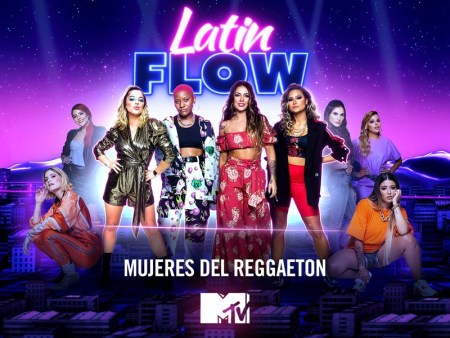 MTV y Amazon Prime Video revelan el estreno del docu-reality musical: Latin Flow