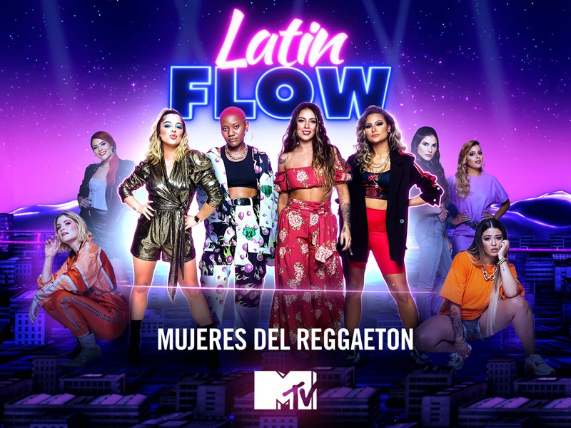 MTV y Amazon Prime Video revelan el estreno del docu-reality musical: Latin Flow - mtv-amazon-prime-video-latin-flow