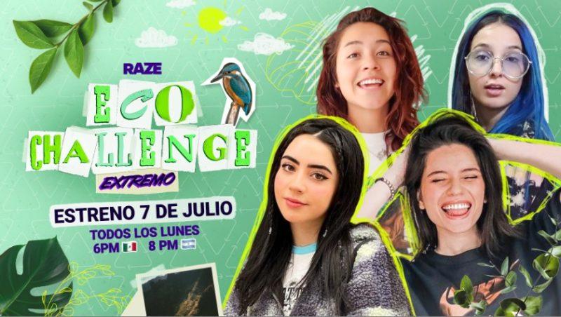 Raze estrena Eco Challenge Extremo ¿te atreves a vivir en modo ecológico? - raze-eco-challenge-extremo-800x452