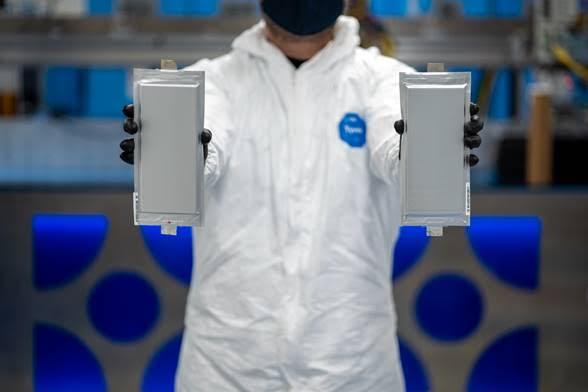 Ford aumenta su inversión en Solid Power, productor de baterías de estado sólido para vehículos eléctricos - solid-power-ford