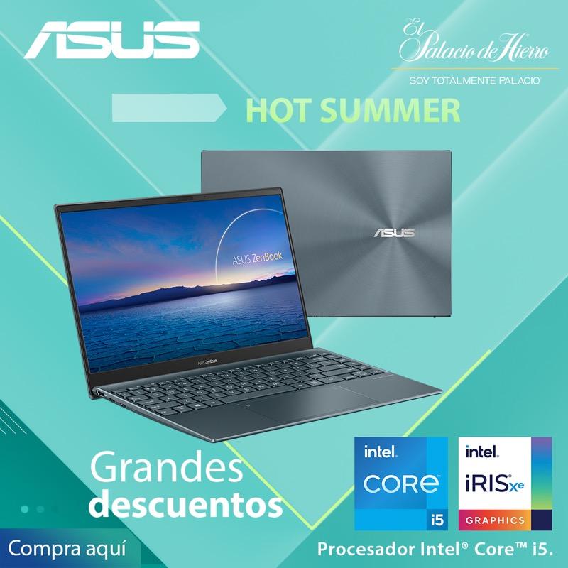 Estos son los descuentos de laptops ASUS y ROG en esta temporada - zenbookux325ea-800x800