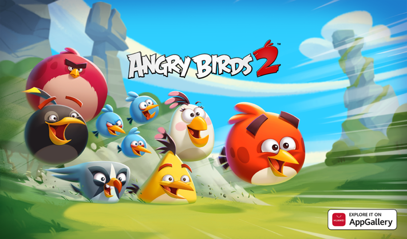 ¡Angry Birds 2 llega a AppGallery! - angry-birds-2-appgallery