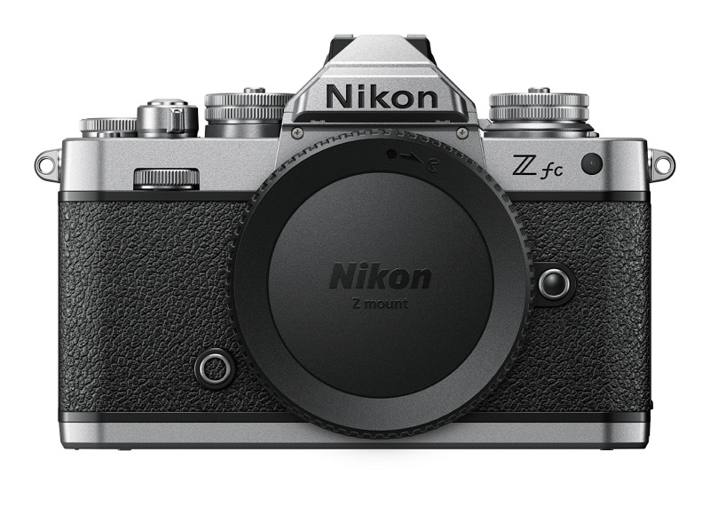 Nikon lanza la cámara sin espejo Z fc y más lentes compactos NIKKOR Z - camara-zfc-nikon-bfn1