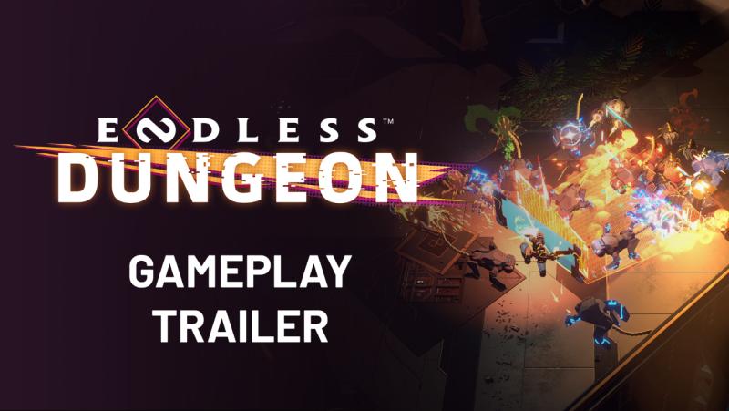 Endless Dungeon revela su primer tráiler de gameplay - endless-dungeon-800x451