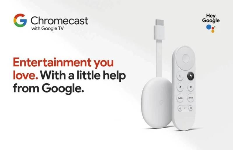 Gadgets para regalar a papá este Día del Padre - google-chromecast-google-tv-800x516
