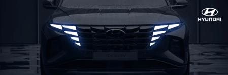 La nueva Hyundai Tucson 2022 te lleva al autocinema