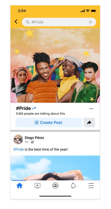 Instagram y Facebook celebran el Orgullo LGBTQ+ con nuevas herramientas creativas - instagram-facebook-orgullo-lgbtq-pridehub