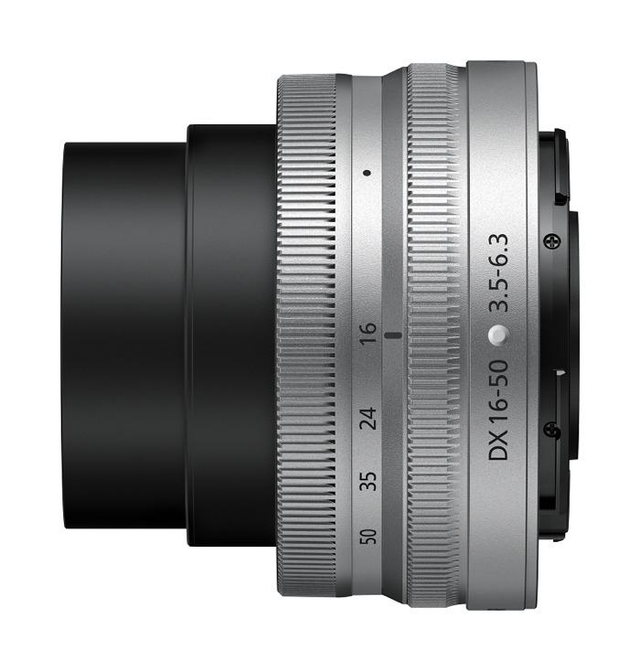 Nikon lanza la cámara sin espejo Z fc y más lentes compactos NIKKOR Z - lente-nikon-z16-50dx-35-63-sl-wide-angle2