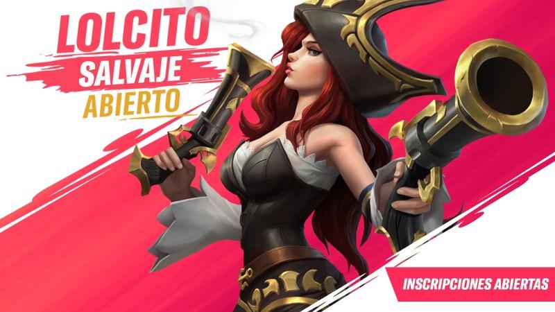 Riot Games y GGTECH anuncian la llegada de Lolcito Salvaje Abierto - lolcito-salvaje-abierto-800x450