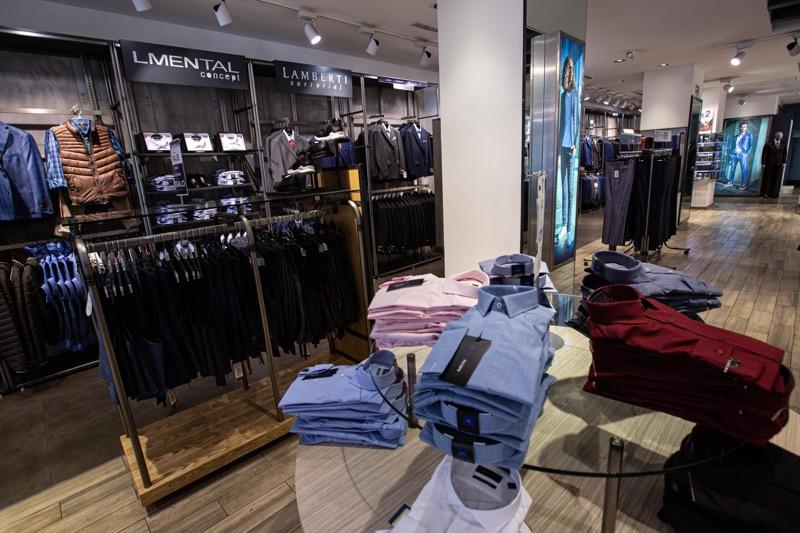 Men's Fashion, marca de moda masculina, innova con el concepto de sastrería 360° - mens-fashion