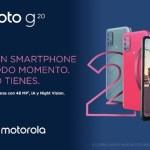 ¡Llega moto g20 a AT&T México!