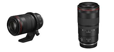 Canon lanza tres innovadores lentes para fotógrafos profesionales - rf100mm-f28-l-macro-is-usm