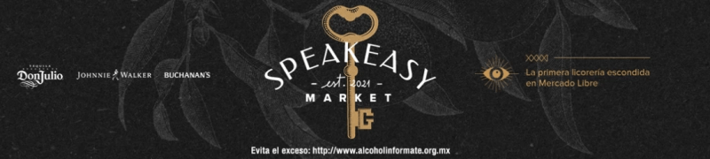 Mercado Libre y Diageo se unen para lanzar «Speakeasy Market», el primer bar virtual