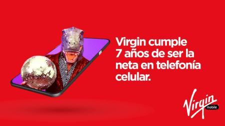 ¡Virgin Mobile celebra 7 años en México!