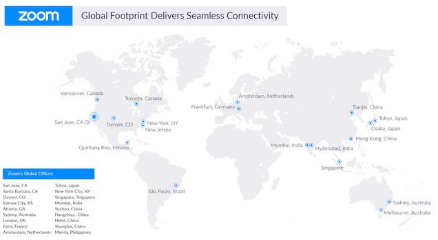 Zoom anuncia el inicio de operaciones de su centro de datos en México - zoom-data-center-mexico
