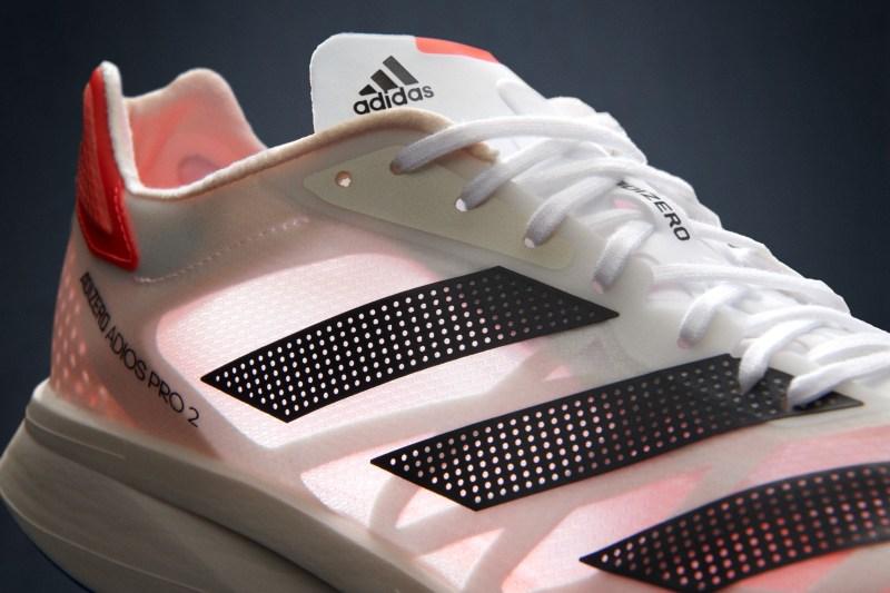 ADIZERO ADIOS PRO 2, la última versión del calzado de running de adidas que ha batido récords - adizero-adios-pro-2-adidas-587096-800x533