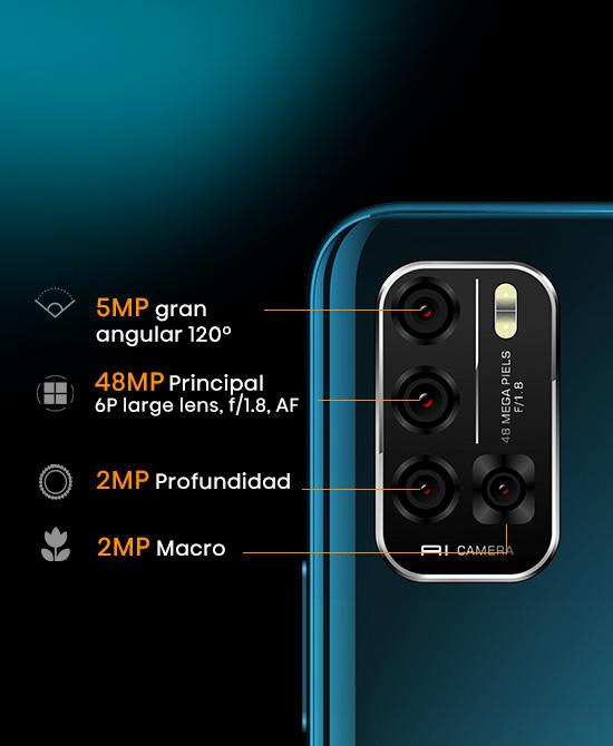 Hisense lanza el nuevo smartphone de la serie H: H50 Lite - h50-lite-smartphone